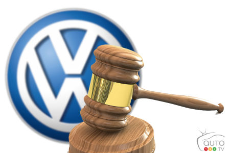 Volkswagen hit with $20 billion lawsuit by U.S. government