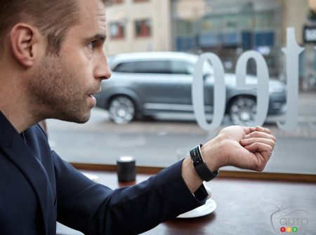 Word of Mouth: Command your Volvo With Verbal Instructions