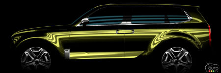 Kia to unveil new SUV concept in Detroit