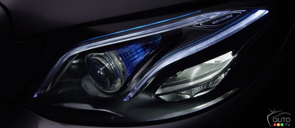 Mercedes-Benz teases new E-Class ahead of Detroit Auto Show