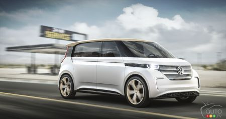 Volkswagen Showcasing Two New Electric Cars at CES