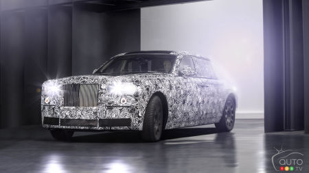 Rolls-Royce Begins Testing of its New Aluminum Architecture