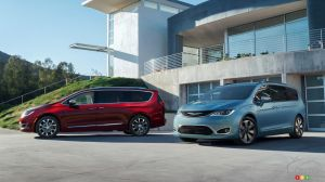 Detroit 2016: Bye bye Chrysler Town & Country, hello Pacifica!