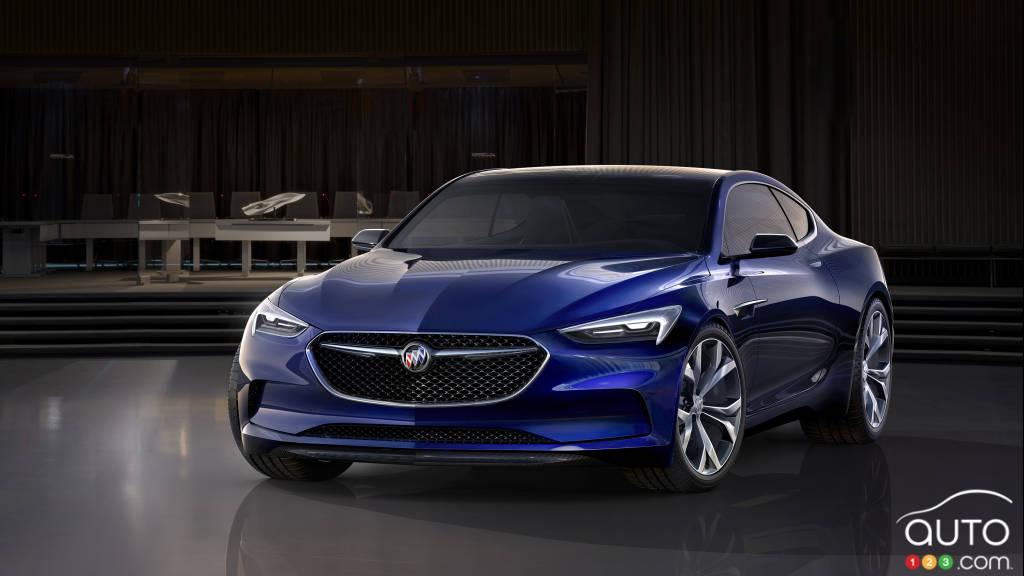 Buick concept car 2016