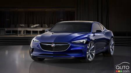 Detroit 2016 Buick Unveils Avista Concept