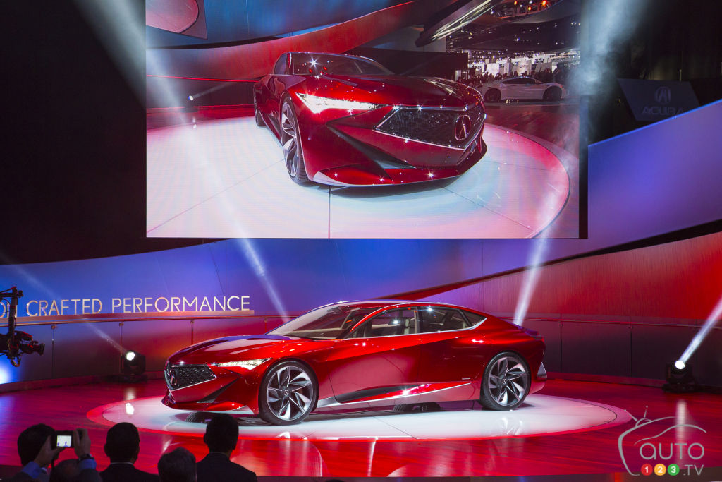 Detroit 2016: The Acura concept you have to see