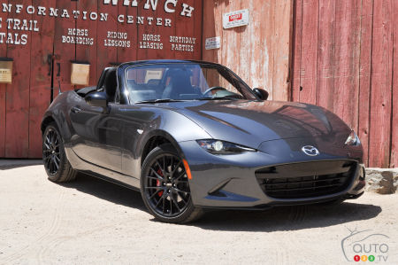 MIAS 2016: MX-5 now with Sport sauce