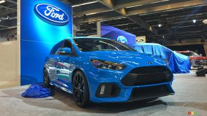 Montreal 2016: Ford Focus RS makes Canadian debut