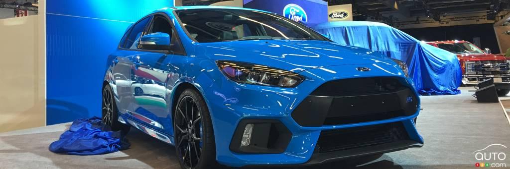 Montréal 2016 : débuts canadiens de la Ford Focus RS