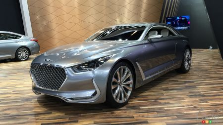 Montreal 2016: Genesis HCD-16 Vision G Concept