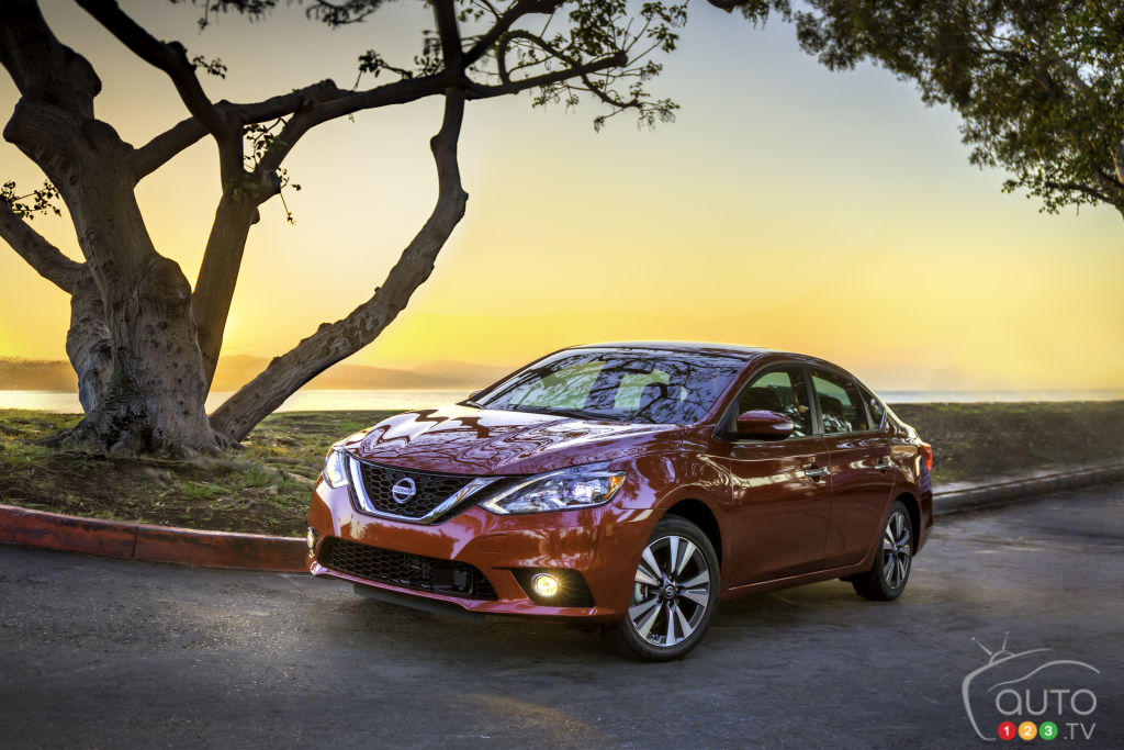 Montreal 2016: New Nissan Altima and Sentra make Canadian debut