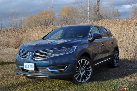 2016 Lincoln MKX V6 EcoBoost Review