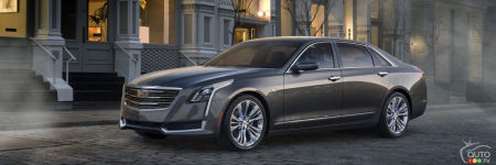 Cadillac CT6 plug-in hybrid to be imported from China, report says