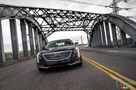 Top 10 Things You Need to Know About the 2016 Cadillac CT6