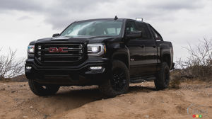 New 2016 GMC Sierra All Terrain X to go on sale this spring