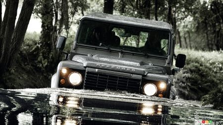 After nearly 70 years, the Land Rover Defender is no more