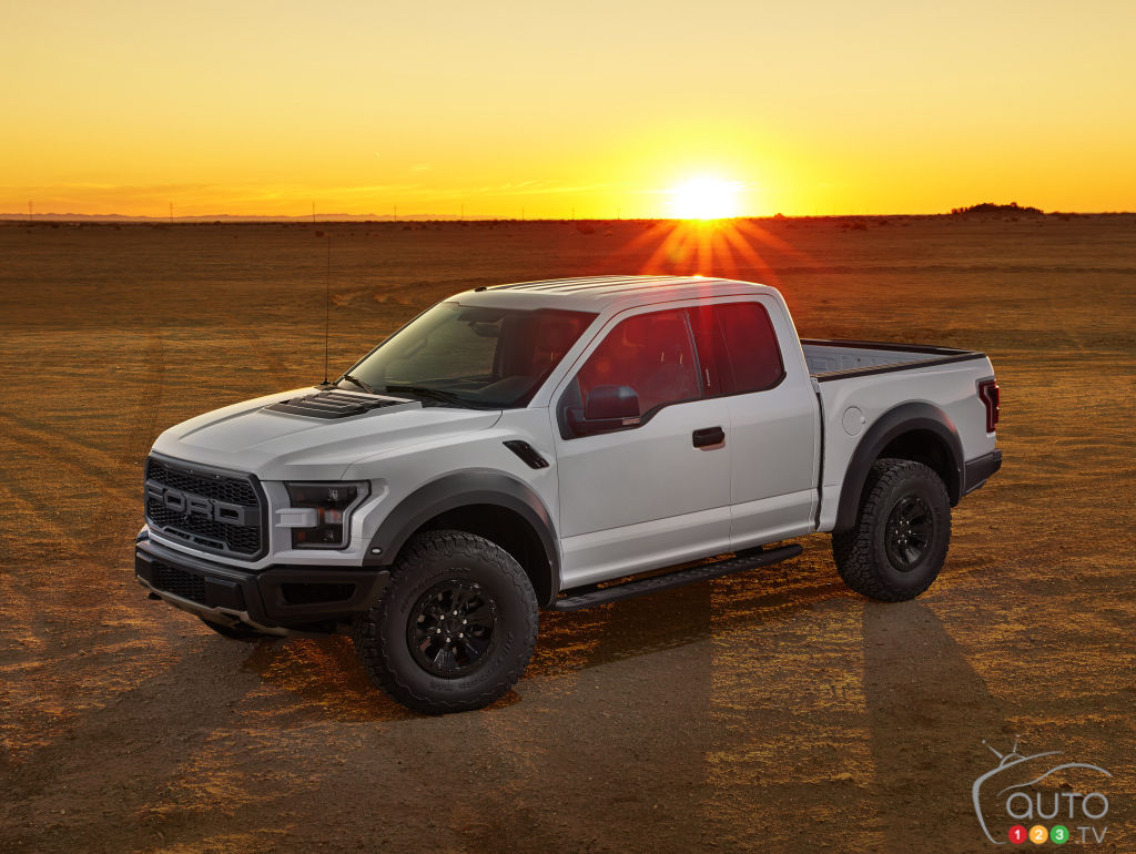 2017 Ford F 150 Raptor Specs Announced Video