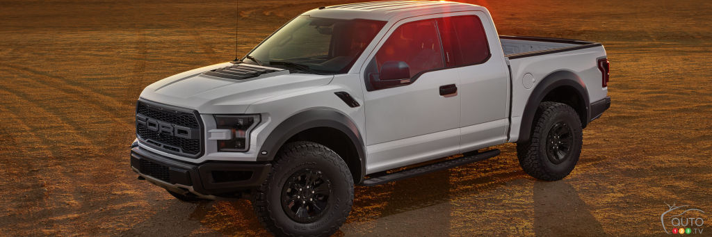 2017 ford f 150 raptor specs announced car news auto123. Black Bedroom Furniture Sets. Home Design Ideas