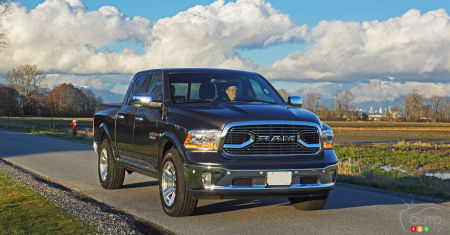 2016 Ram 1500 Laramie Limited Is Best Luxury Truck Ever Car
