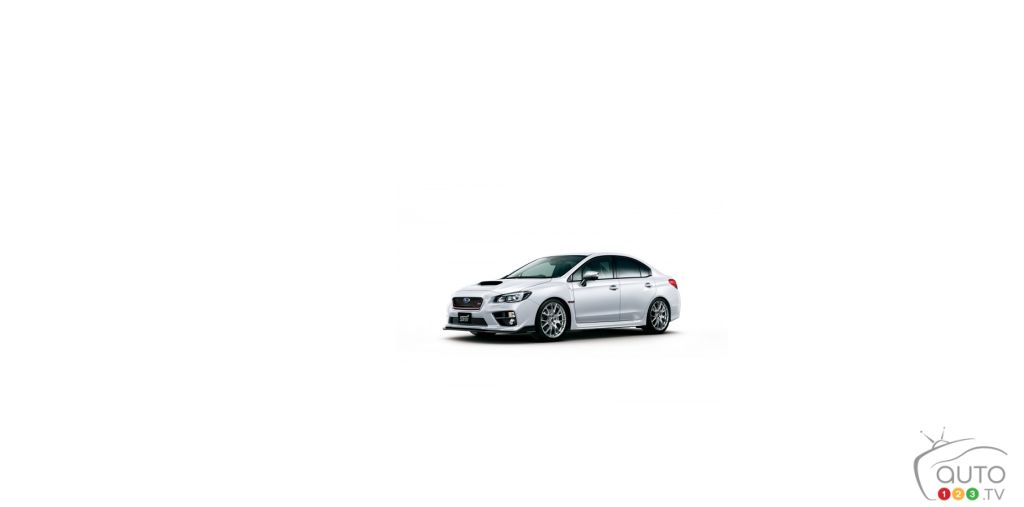 Subaru WRX S4 tS launched as limited edition in Japan
