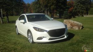 2017 Mazda3 review coming soon on Auto123.com!