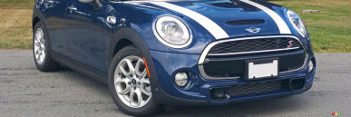 2016 MINI Cooper S 5 door Review