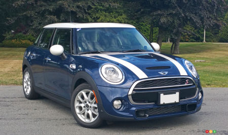 2016 Mini Cooper S 5 Door Proves Money Can Buy Happiness Car