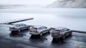 Volvo's car-to-car communication system ready for launch