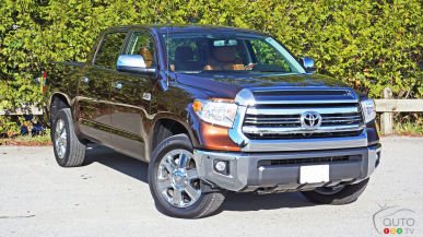 2016 Toyota Tundra 4x4 CrewMax Platinum 1794 Edition Review