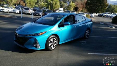 The All-New 2017 Toyota Prius Prime in Dealerships Soon!