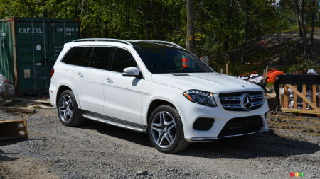 2017 Mercedes-Benz GLS 450 4MATIC Review