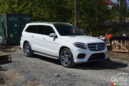 2017 Mercedes Benz Gls 450 4matic Review