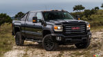2017 GMC Sierra HD boosts off-road capability with All Terrain X package