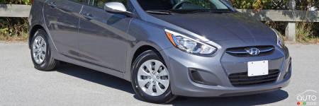 2016 hyundai accent is still a great car car news auto123. Black Bedroom Furniture Sets. Home Design Ideas