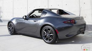 The Mazda MX-5 RF: Sold Out in Just Days!
