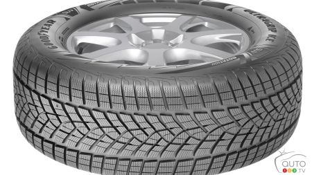 Goodyear UltraGrip Ice SUV delivers performance in extreme winter conditions