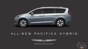 The 2017 Chrysler Pacifica Hybrid Has Arrived!