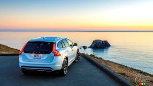 2016 Volvo V60 T5 Drive-E Review