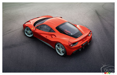 The Ferrari 488 GTB and the V8 sound you have to hear (video)