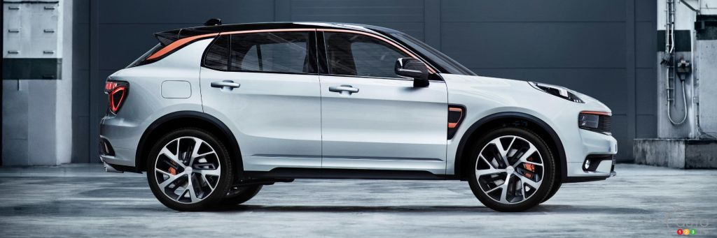 Chinese Compact Suv By Lynk Amp Co Coming In 2018 Car News