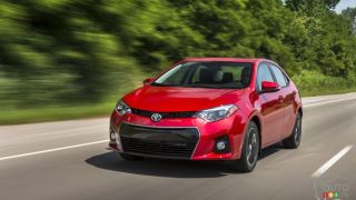 Toyota Corolla celebrates 50th anniversary (video)