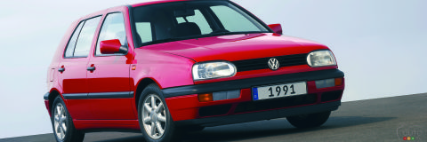 Volkswagen Golf soon to be updated; countdown continues with Part 3
