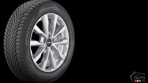 Pirelli launches its new Cinturato Winter tire