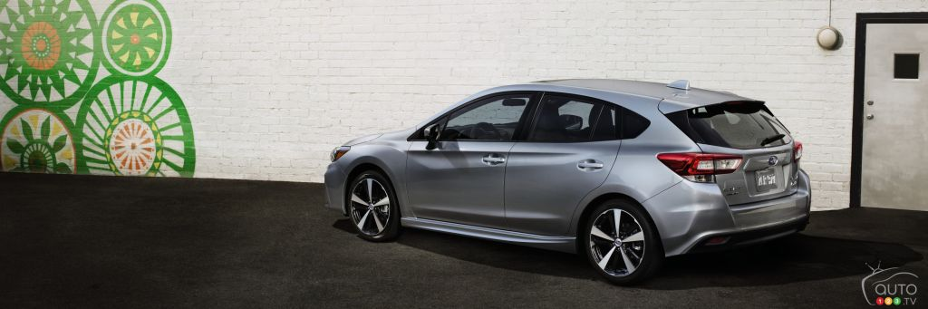 2017 Subaru Impreza: All the latest details