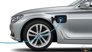 Los Angeles 2016: BMW to focus on plug-in hybrid vehicles