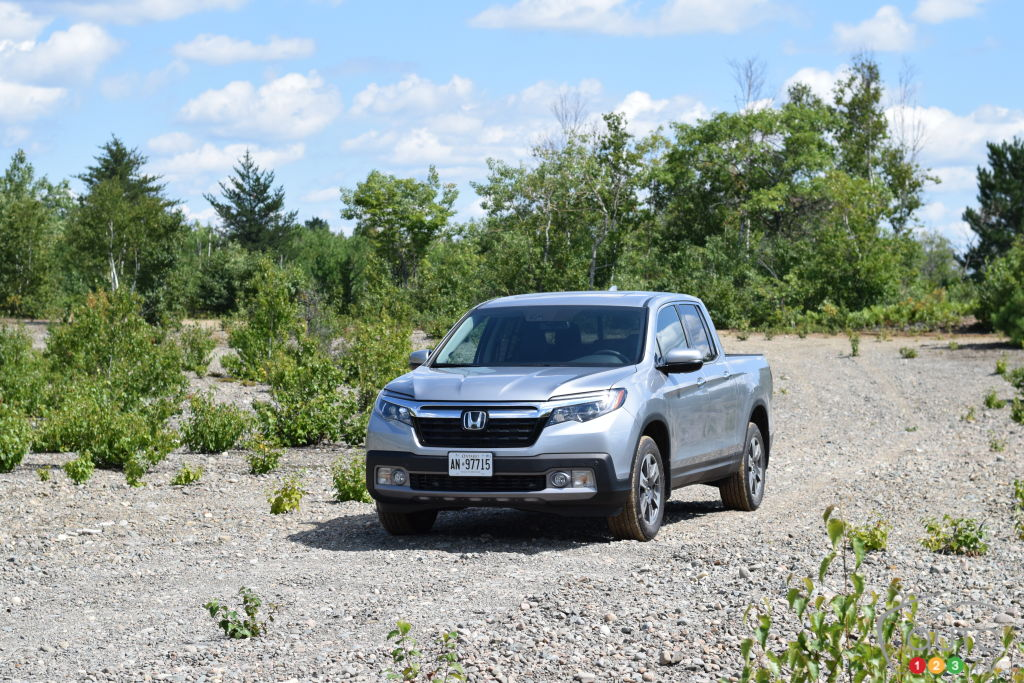 2017 Honda Ridgeline Touring Review