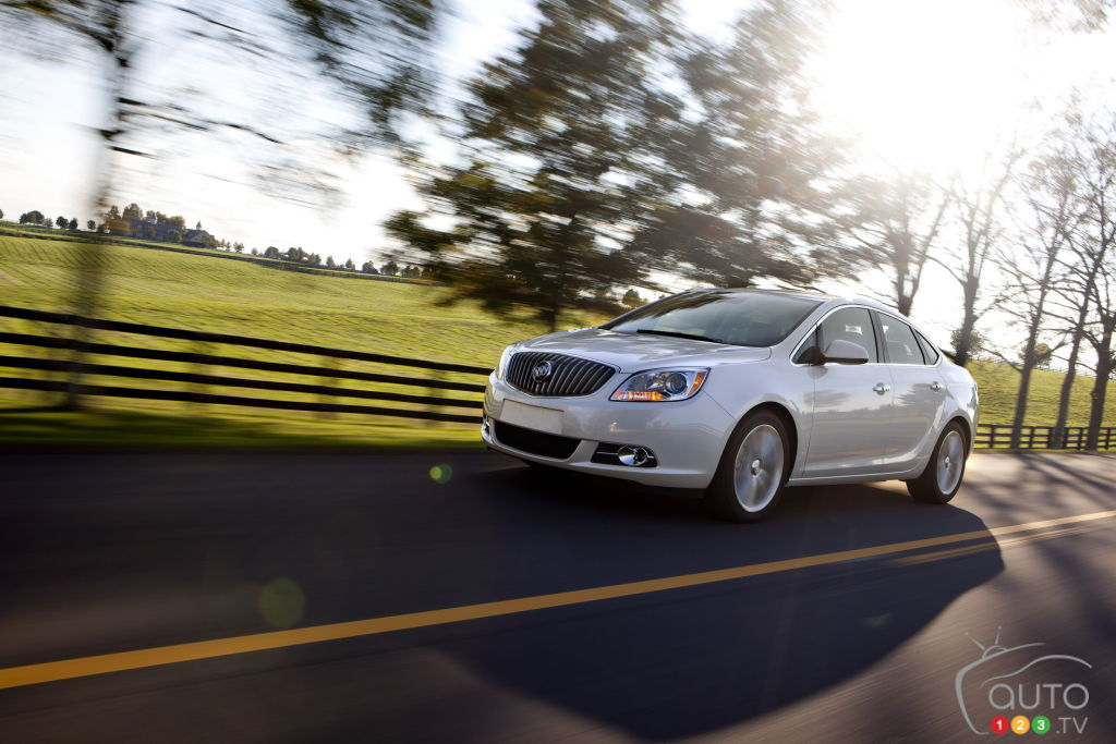 Buick, First American Carmaker to Make Consumer Reports' Top 3