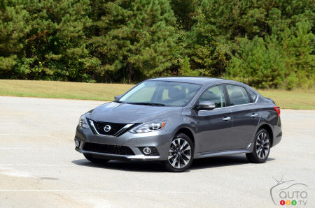 2017 Nissan Sentra SR Turbo Review