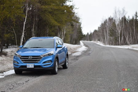 2017 Hyundai Tucson 2 0 Premium Awd Stands Out In Many Ways Car