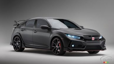 SEMA 2016: Honda Civic Type R prototype to make North American debut (video)